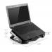 Охладител за лаптоп No brand H1, 10-17'', USB, Черен - 15049