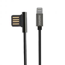 Кабел за данни, Remax Emperor RC-054a, iPhone Lightning (iPhone 5/6/7), 1.0м, Различни цветове - 14835