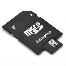 Карта памет No brand microSDHC 32GB, Class 10 + Адаптер - 62024