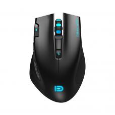 Геймърска мишка D i750, Безжична, Черен - 694