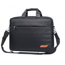 """Чанта за лаптоп No brand SS-0206, 15.6"""", Черен - 45280"""