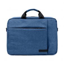 """Чанта за лаптоп No brand, 15.6"""", Син - 45258"""