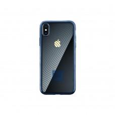 Протектор Remax Proda Mouss, За iPhone XS Max, TPU, Син - 51558