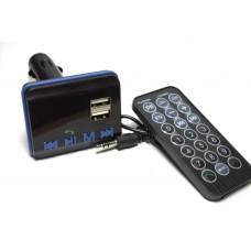 FM трансмитер, No brand Bluetooth, с дистанционно управление  - 17223