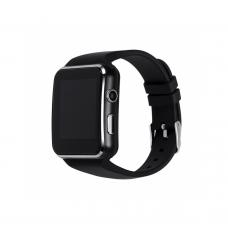 Смарт часовник No brand X6, Черен - 73020