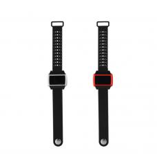Спортна смарт гривна-часовник, Remax RBW-W2, Черен - 14845