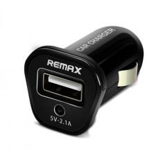 Зарядно устройство за кола Remax RCC101 5V 2.1A, Универсално, 1 x USB, без кабел - 14329