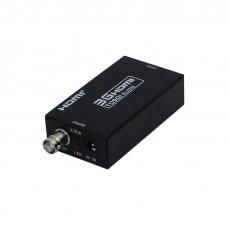 Конвертор, No brand, HDMI към BNC (SDI/HD-SDI/3G-SDI), Черен - 18303