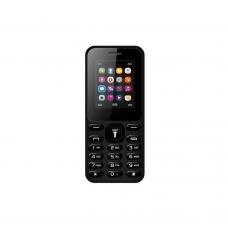 Мобилен телефон No brand 222, Dual Sim, Черен - 73014