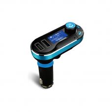 FM Трансмитер, Earldom, M5, Bluetooth, USB, 2.1A, Различни цветове – 17269