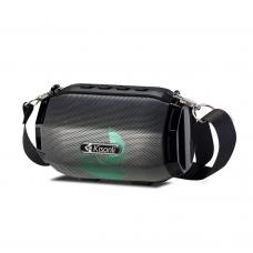 Тонколона Kisonli LED-904, Bluetooth, USB, SD, FM, Различни цветове - 22119
