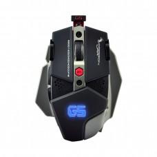 Геймърска мишка, Dragon War WarLord G5, Macro, Черен - 625