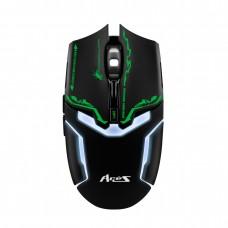 Геймърска мишка, Dragon War, Ares G10, Bungee, Черен - 623