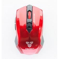 Геймърска мишка FanTech, Безжична Garen WG7,Червен - 985