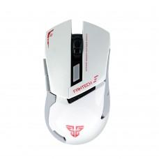 Геймърска мишка FanTech, Безжична Leblanc WG8 , Бял - 986