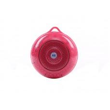 Тонколона No brand с Bluetooth, USB, SD, FM, Розов - 22050