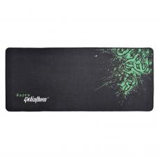 Геймърска подложка за мишка, No brand, 435 x 345 x 4mm, Черен - 17510