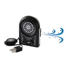 Охладител за лаптоп No brand FYD-738 , Универсален, Черен - 15045