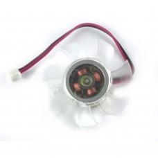 Вентилатор за видеокарта No Brand 45мм 2Р - 63014