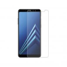 Стъклен протектор DeTech, Tempered Glass за Samsung Galaxy A7 2018, 0.3mm, Прозрачен - 52463
