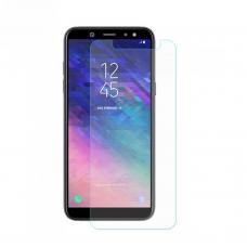Стъклен протектор DeTech за Samsung Galaxy J4 Plus, 0.3mm, Прозрачен - 52466